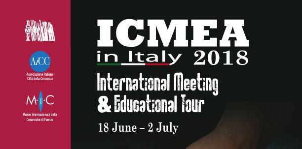 ICMEA in Italy 2018