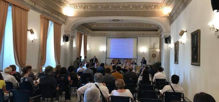 Inizia ICMEA in Italy 2018 a Caltagirone
